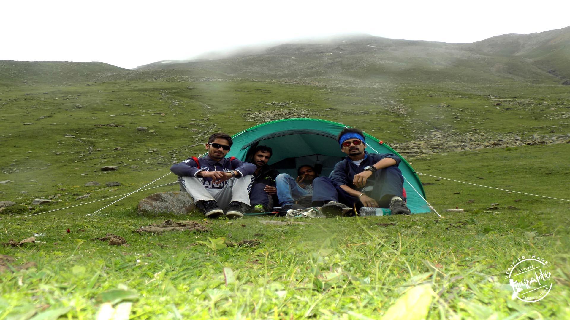 Rupin Camping Gaurav PalJPG - Trekatribe
