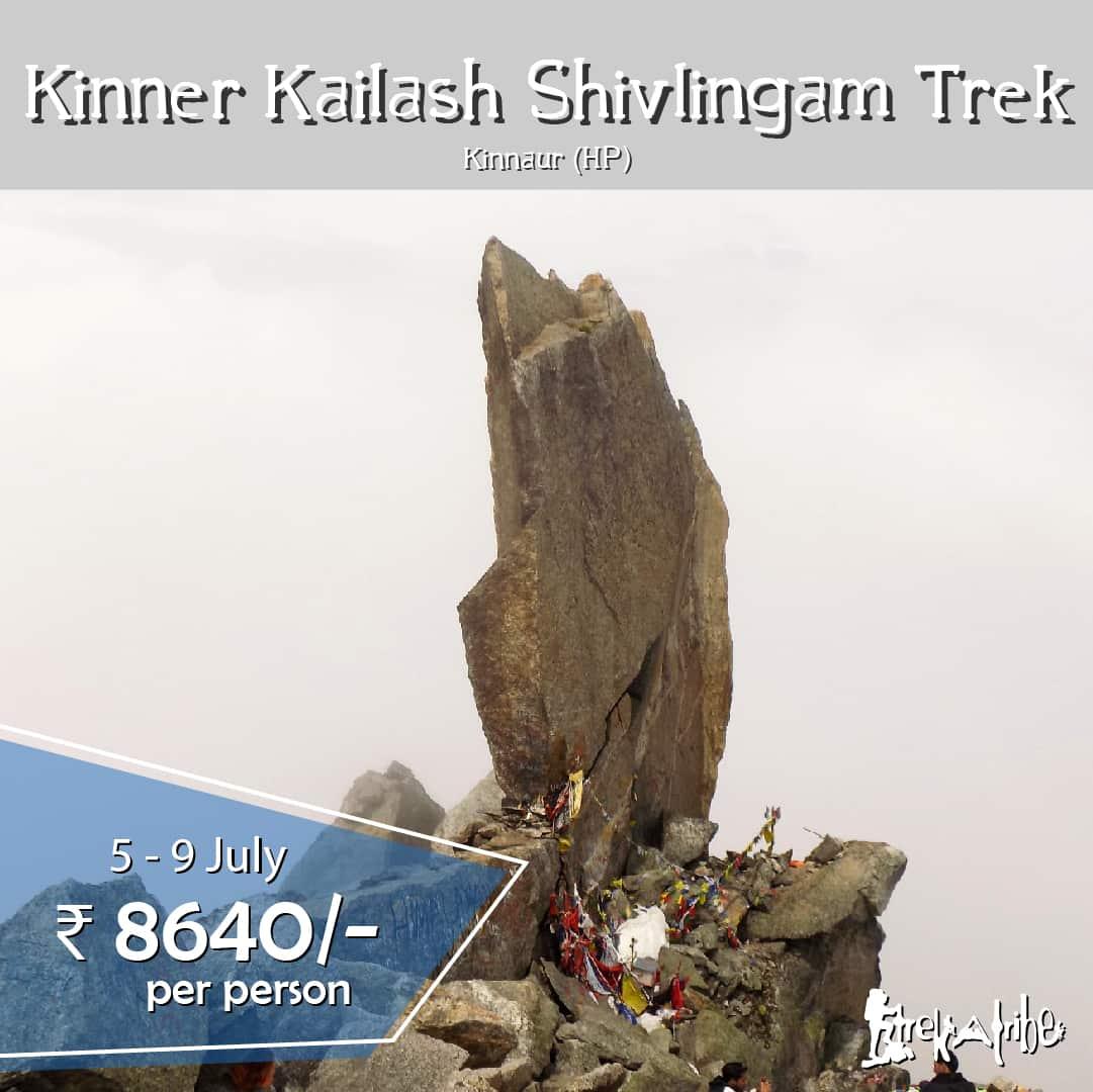 Kinner Kailash Trek