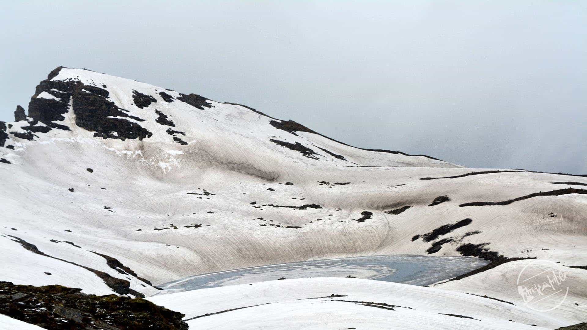 Bhrigu Lake Trekking - Trek to frozen disk lake