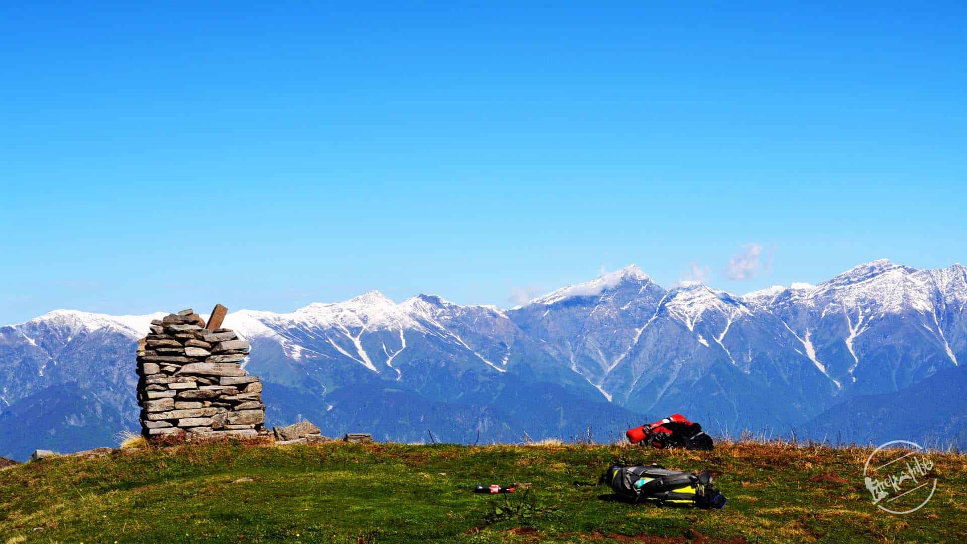 Chandrakhani pass Trekking - Pir Panjal Range
