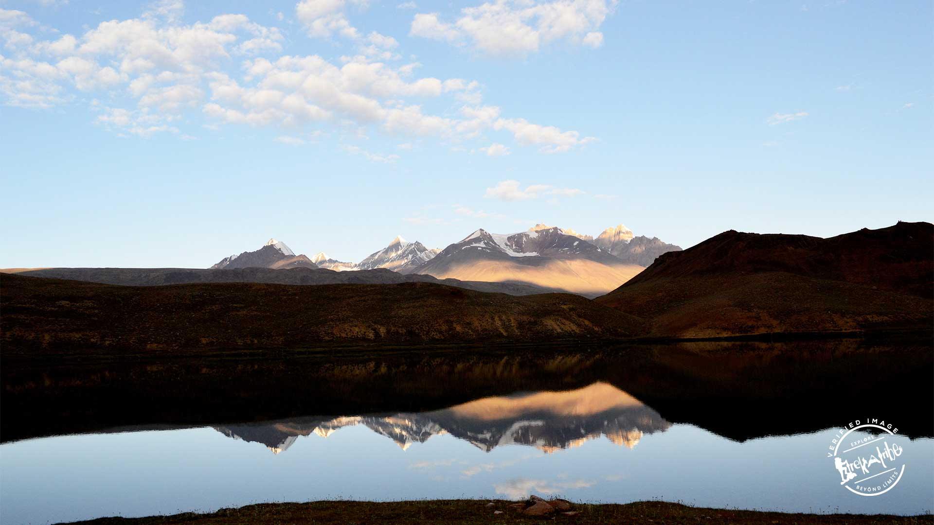 Chandratal Lake Trekking via Kunzum Pass