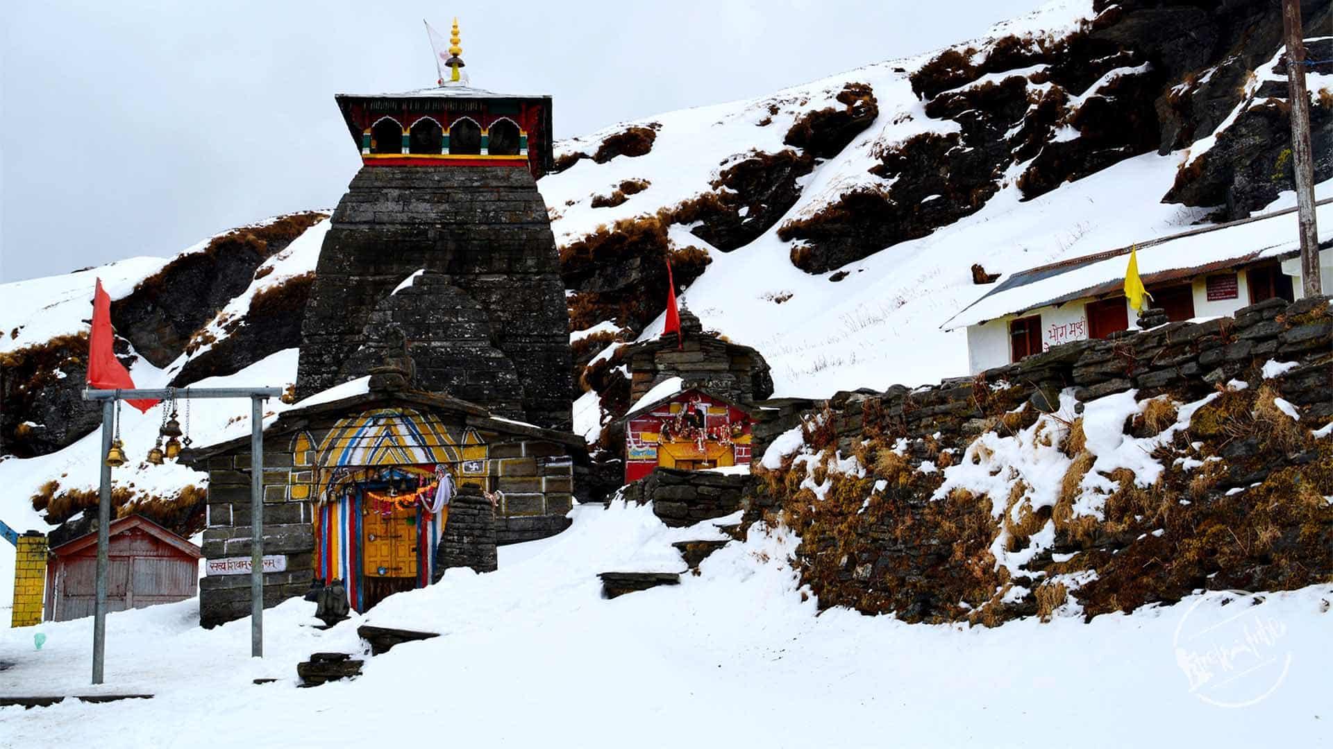 Tungnath Trek - World's highest Temple of Lord Shiva