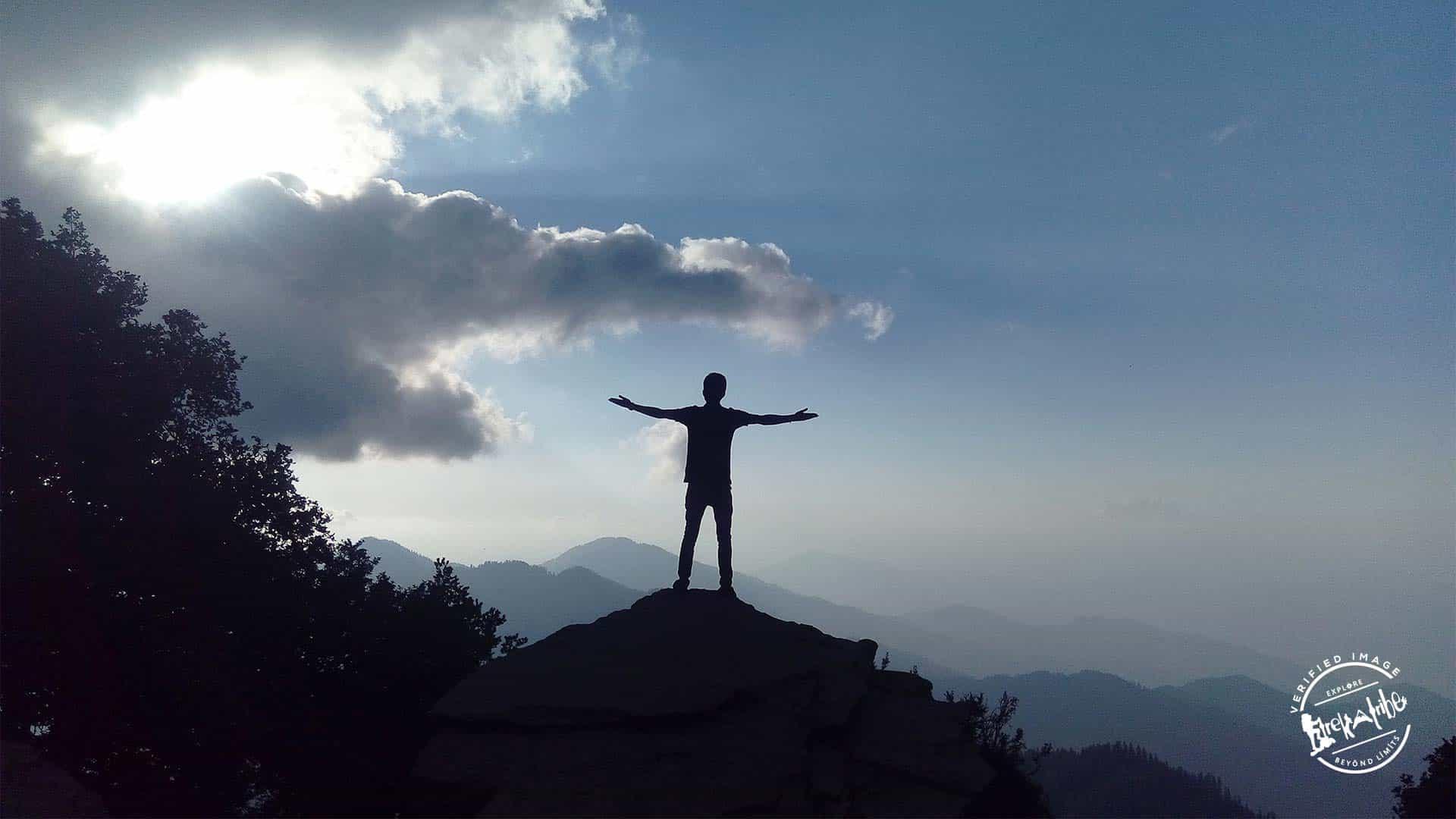 Hatu Peak Trekking - Shimla , Himachal Pradesh