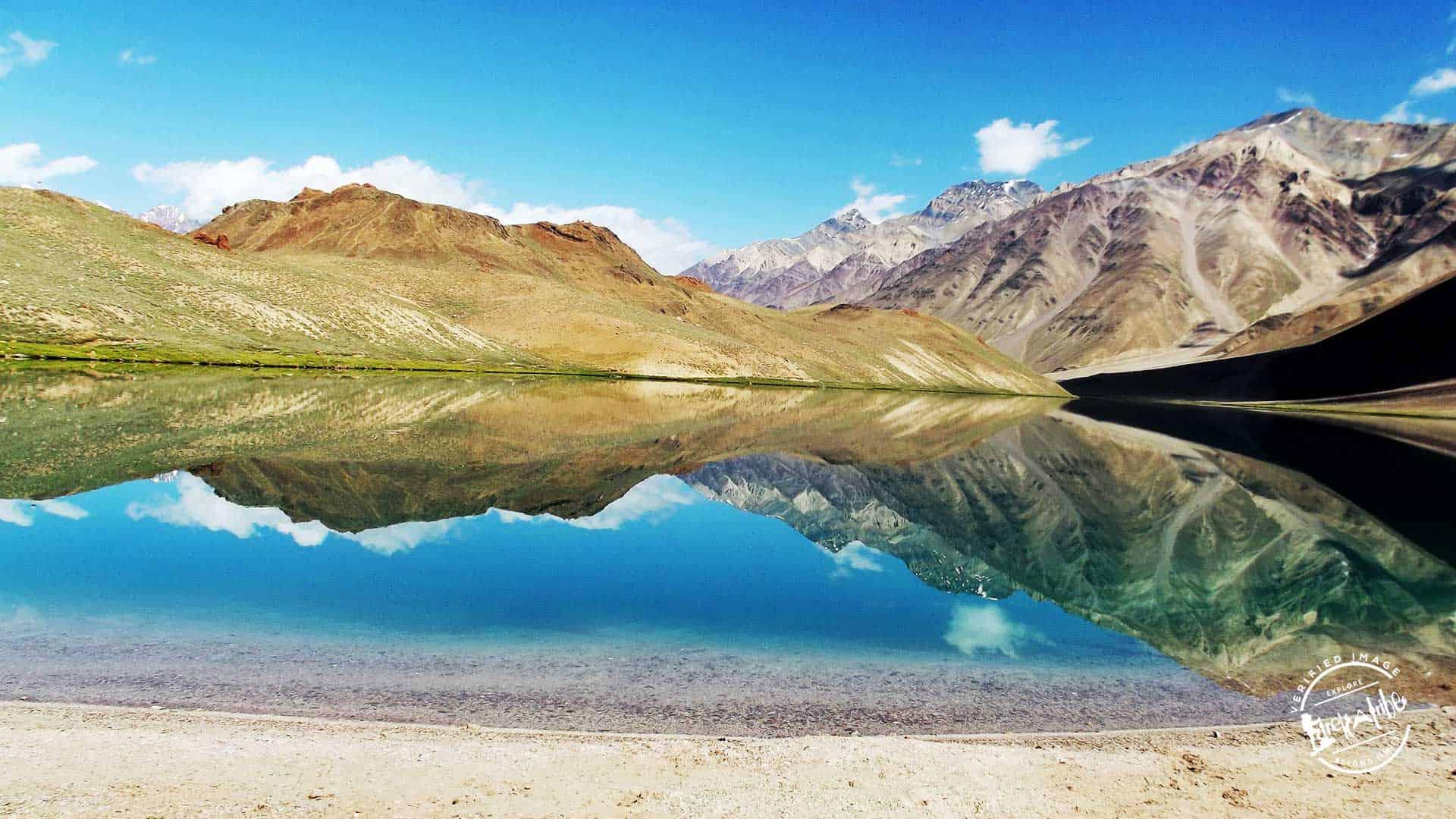 Magical Chandratal Lake trek