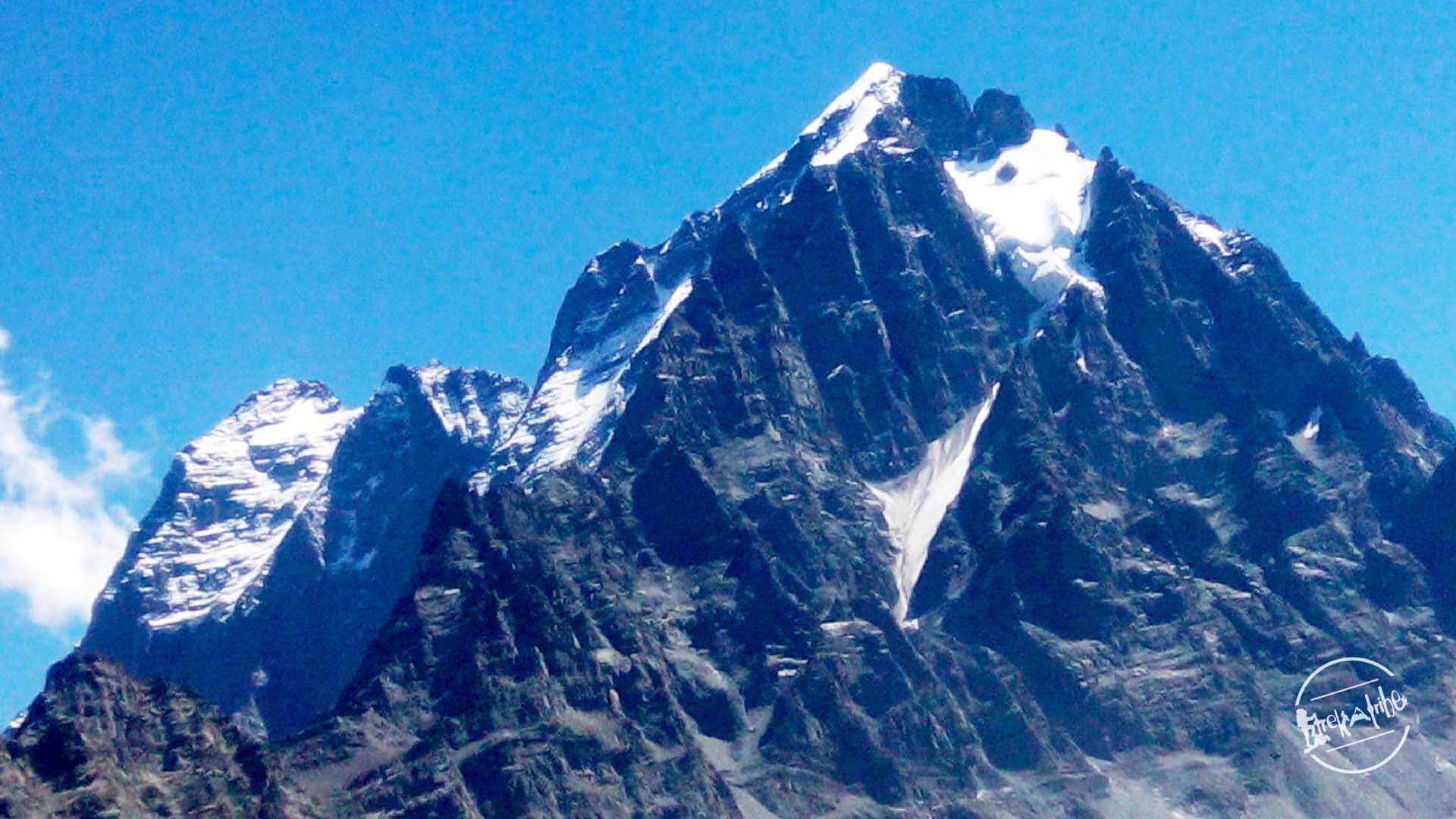 Manimahesh Lake Trek- Manimahesh Kailash