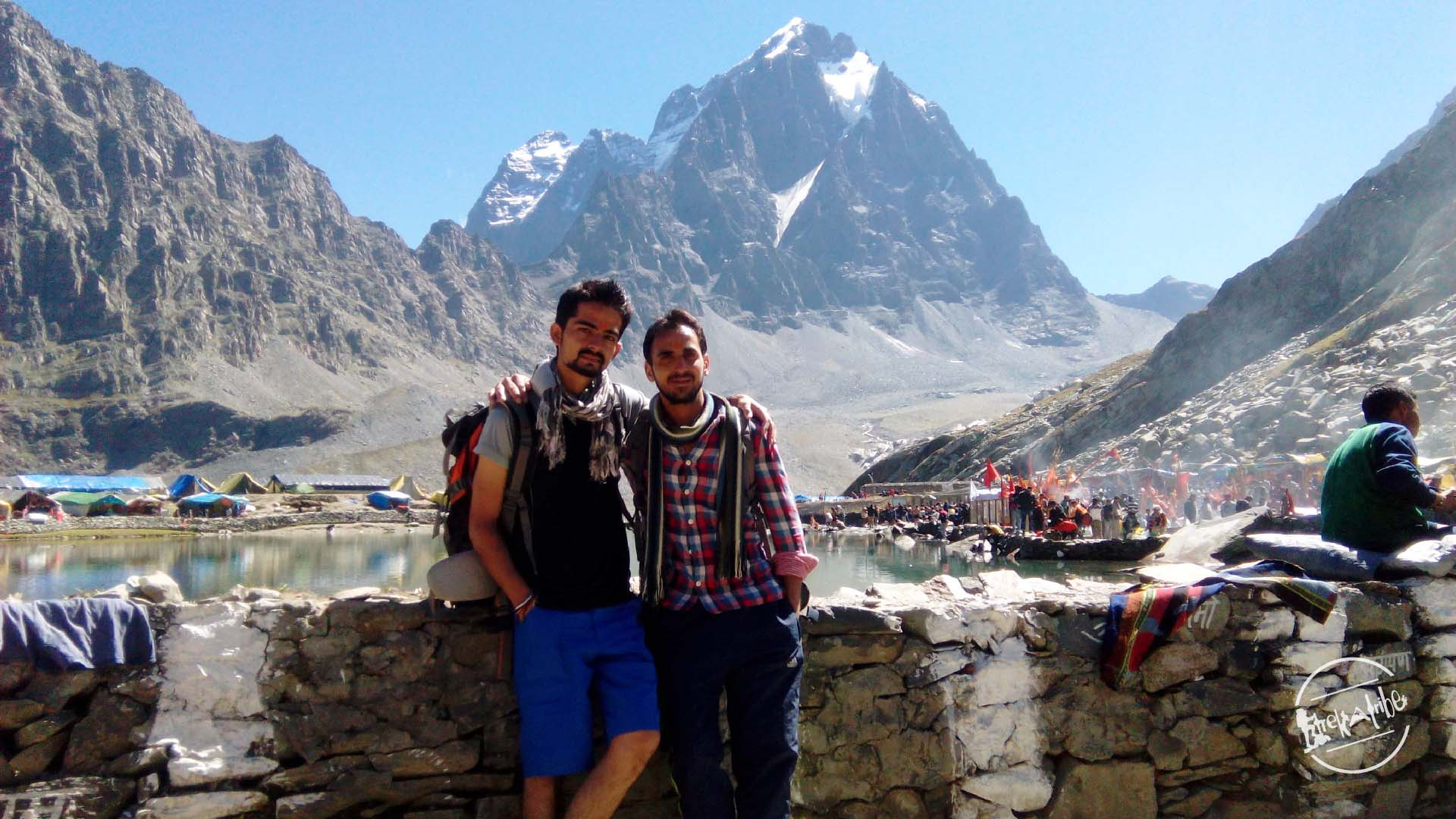 Manimahesh Lake Trekking - Trek in Chamba