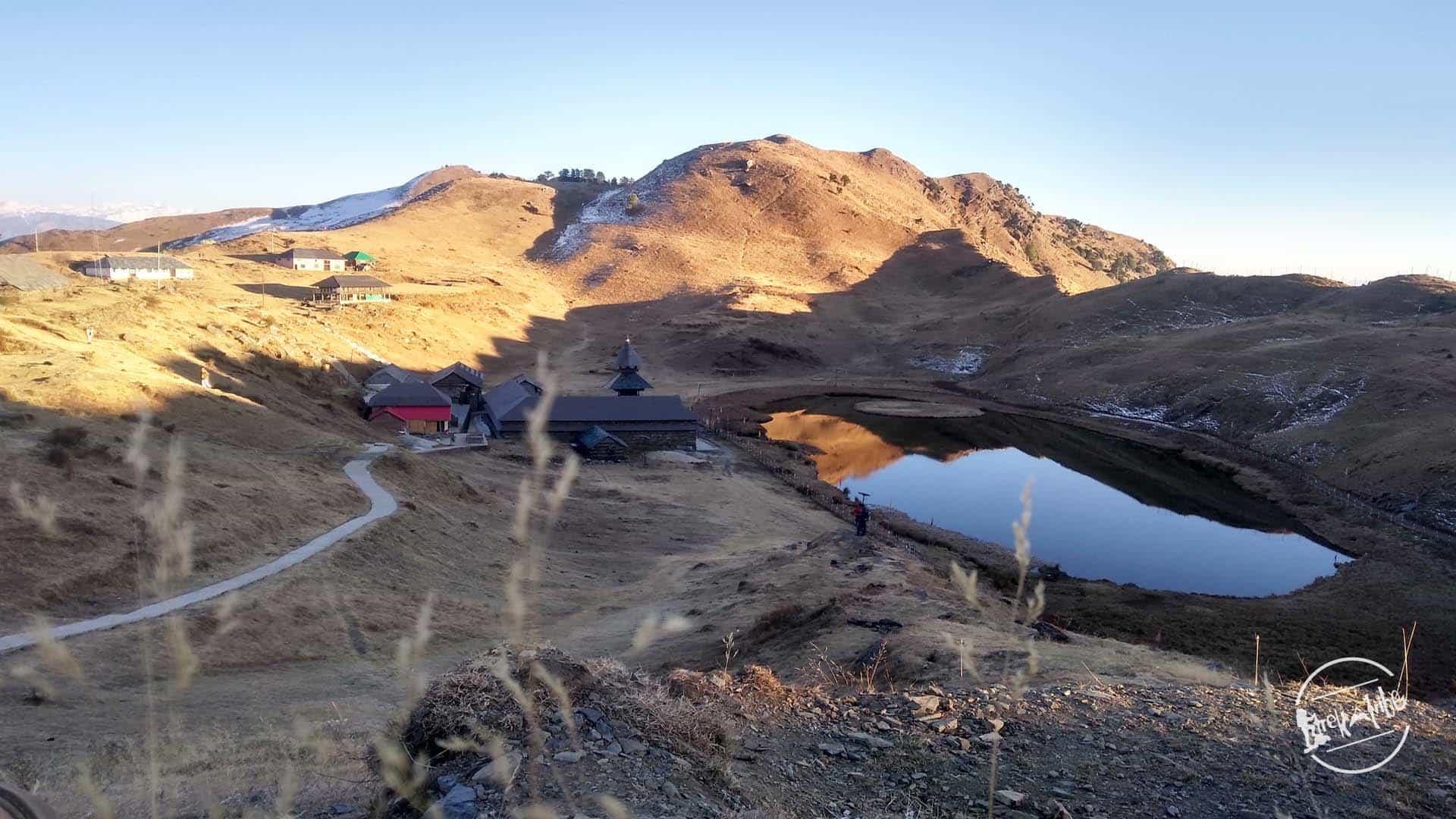 Prashar Lake Trek - Mandi , Himachal Pradesh