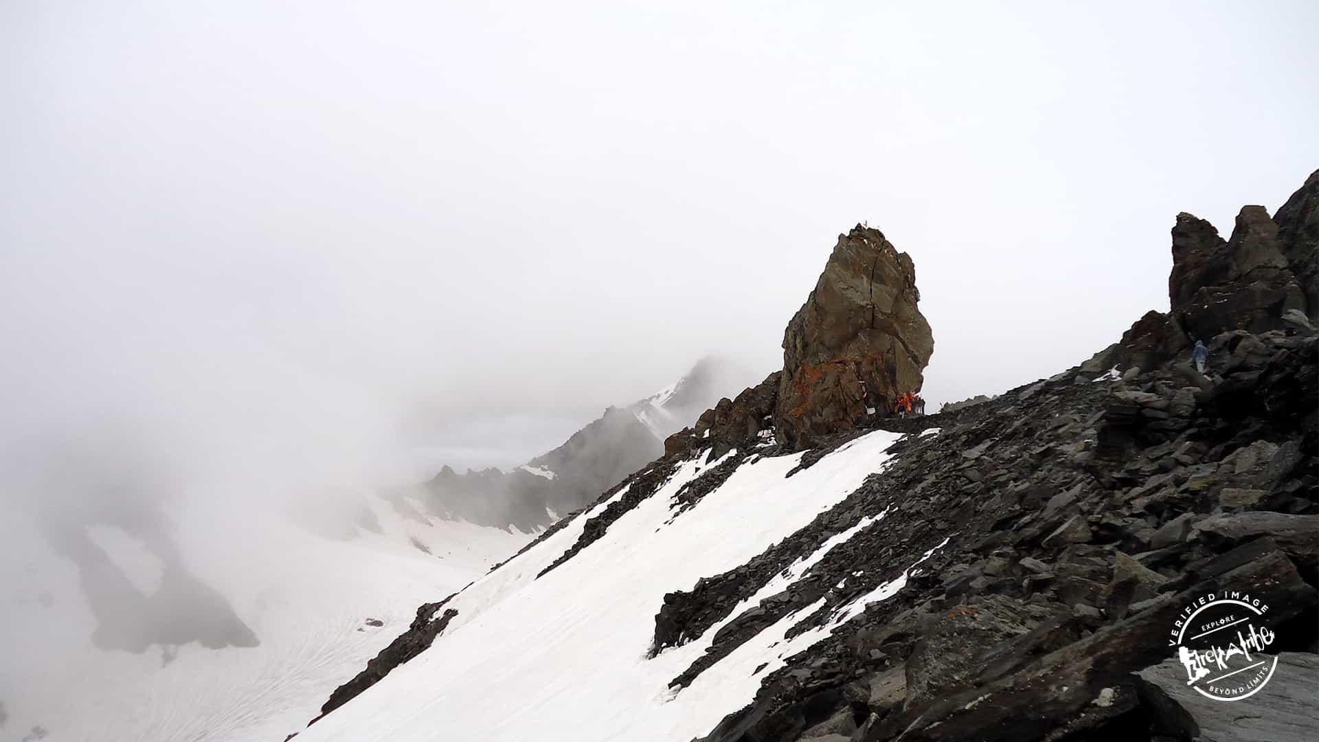Shrikhand Mahadev Yatra - high altitude trek in himachal