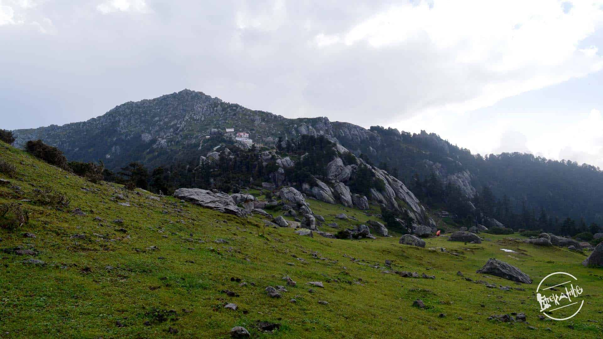 Trek To Churdhar