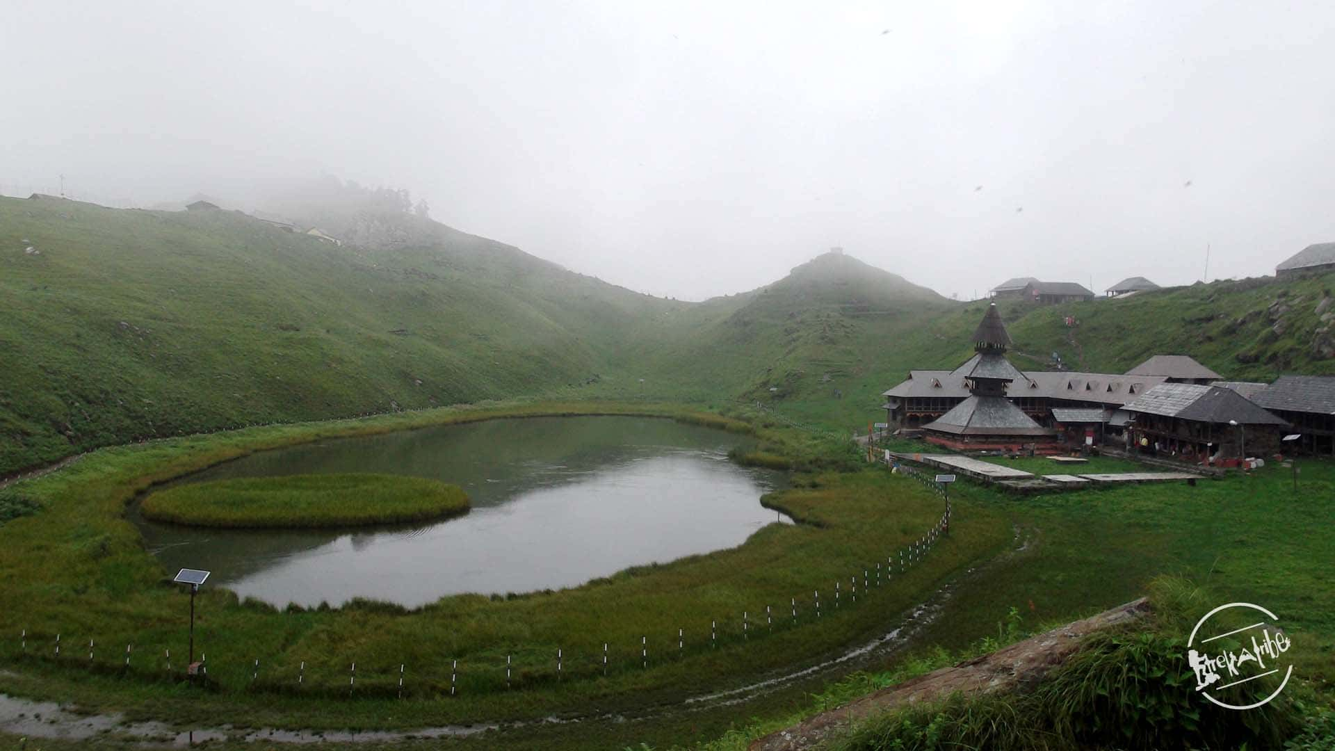 Trek to Prashar Lake