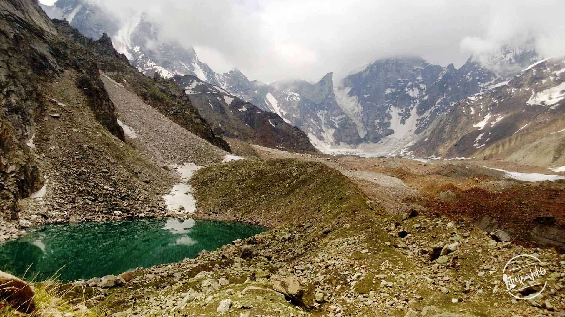 Neelkanth mahadev lake - Unexplored trek in Himachal Pradesh