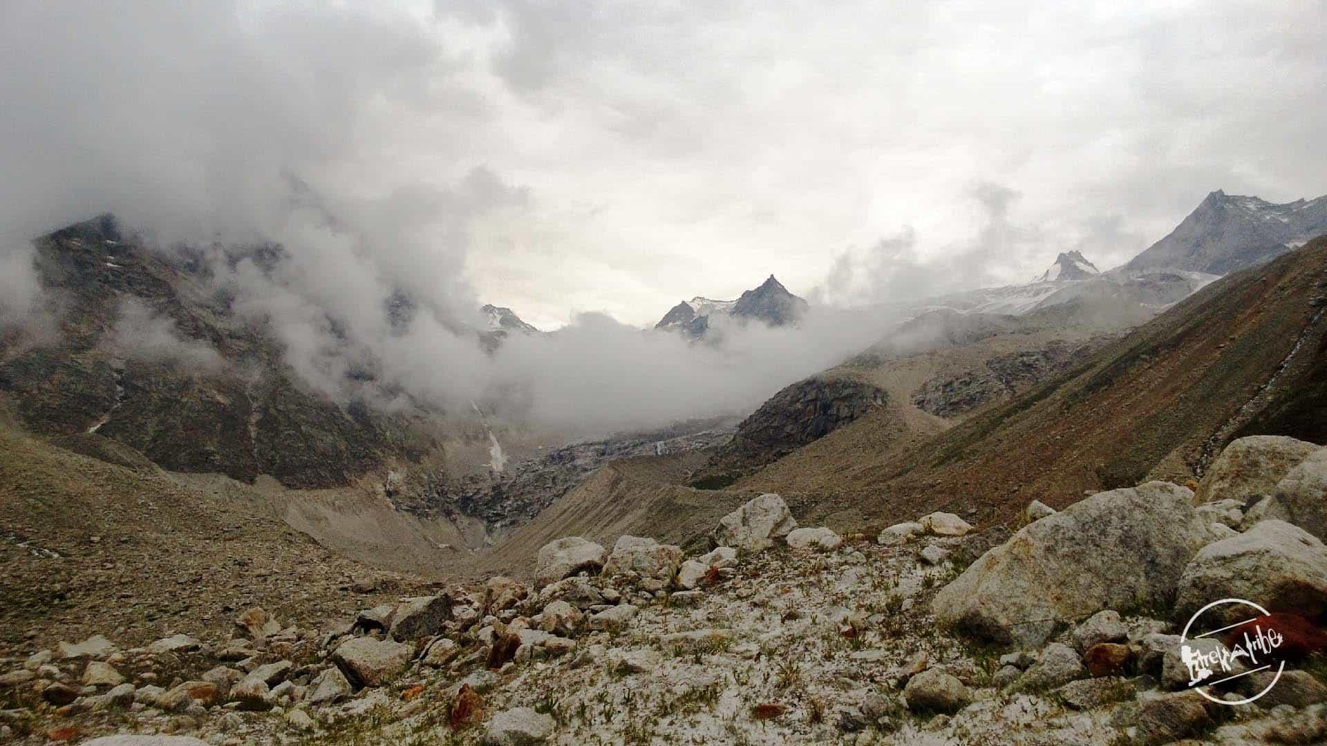 neekanth mahadev trekking - himachal pradesh