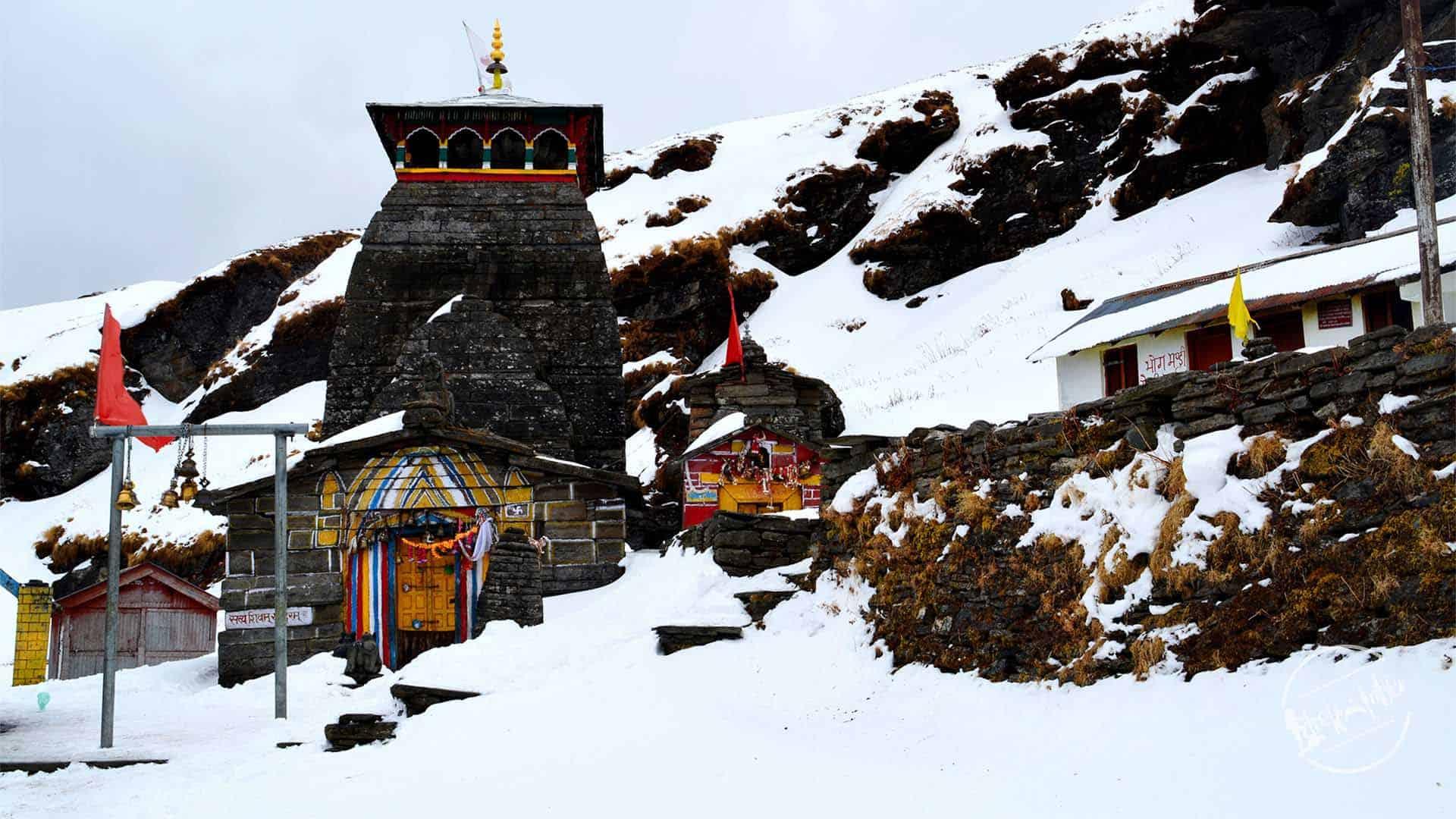 Tungnath Temple - Chandershila Trek