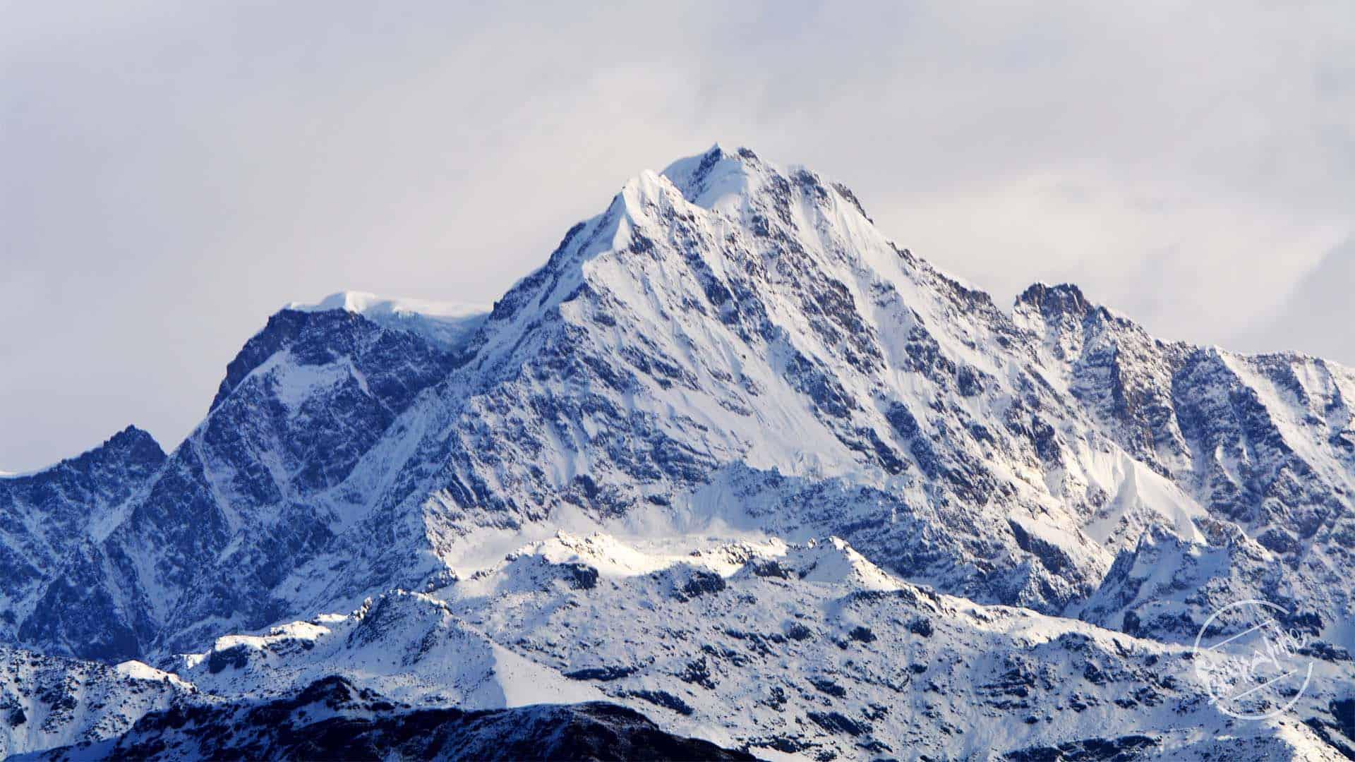Chandershila Trekking - Sumeru Peak View