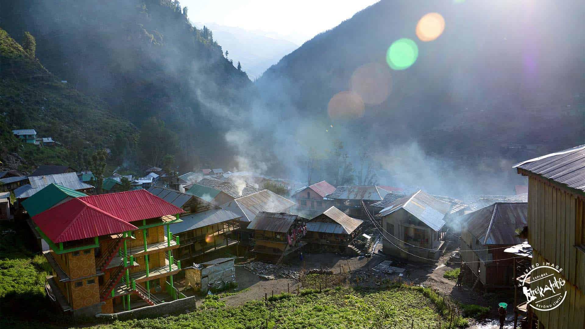 Malana Village - Parvati Valeey