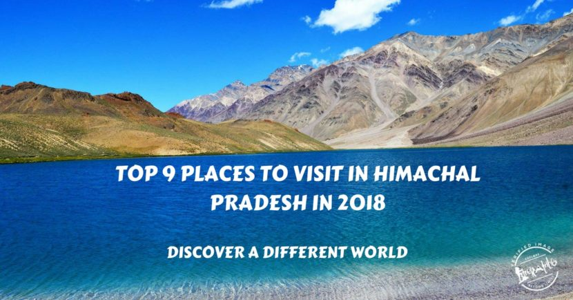 Top places of visit in Himachal pradesh best treks in Himachal Discover a different world