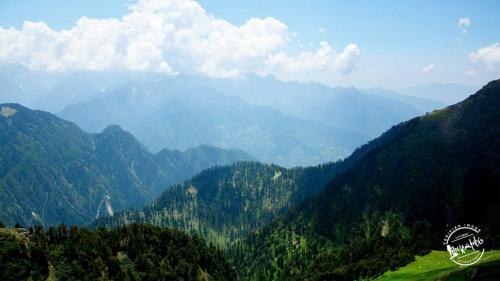 Trekking in Parvati Valley -