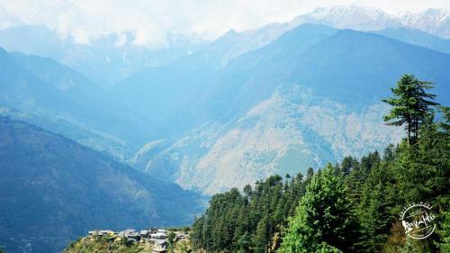 Chandrakhani pass Trek - Parvati valley