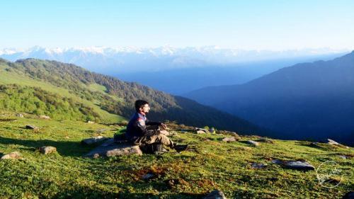 Chandrakhani pass - Peace