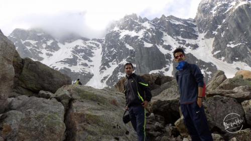on the way to Kinner Kailash