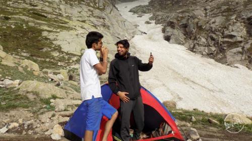 Kinner Kailash Camp