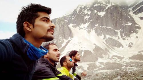 Kinner Kailash Peaceful