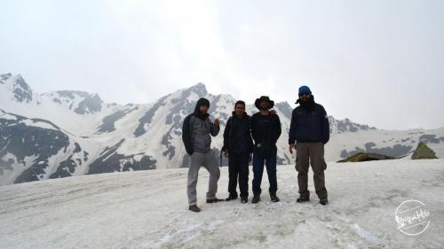 Rupin Pass, Sangla Valley , Kinnaur
