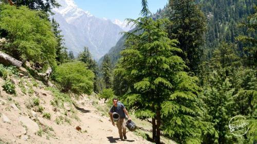 Trek To Rupin Pass Via Sangla Kanda
