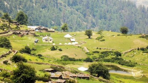 Sangla Kanda Camps