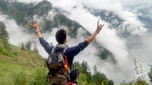 Blissful View en-route Kinner Kailash