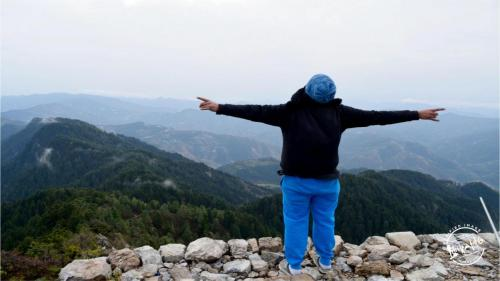 Shali Tibba - perfect weekend getaways
