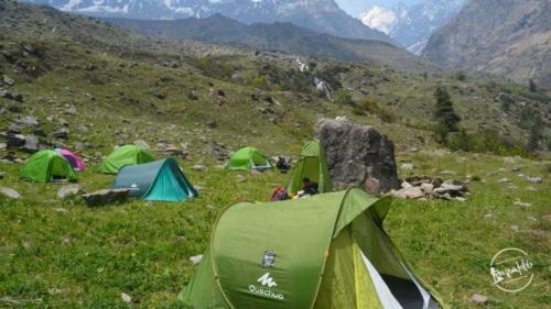 Yulla Kanda camping