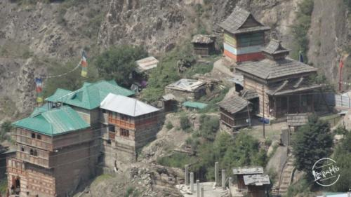 Yulla khas village