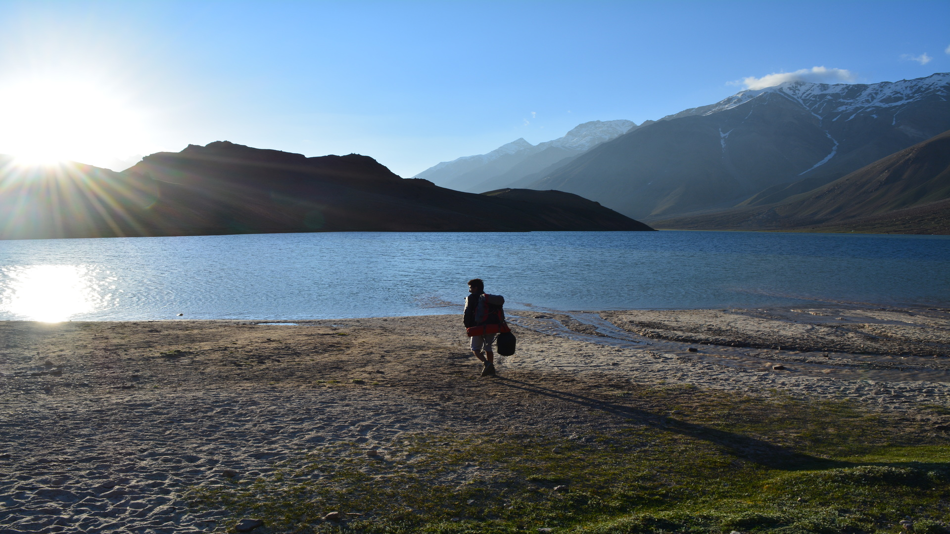 Chandertal Lake 22 - Learn to travel, Travel to learn