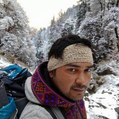 Vinayak Goswami