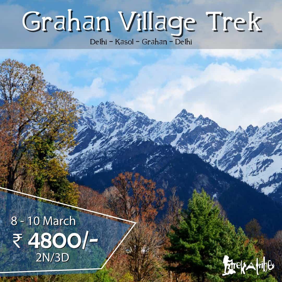 Grahan trek parvati valley