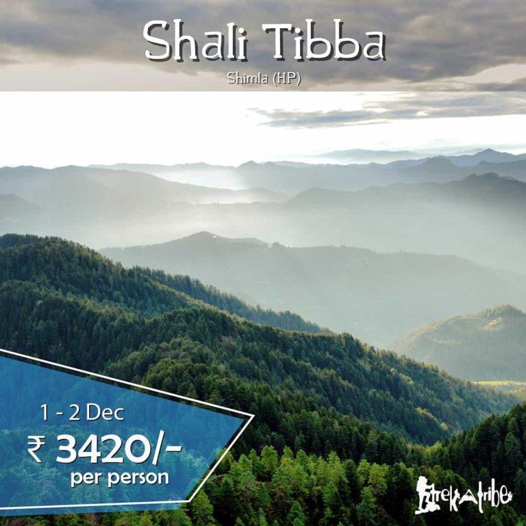 Shali Tibba Trek