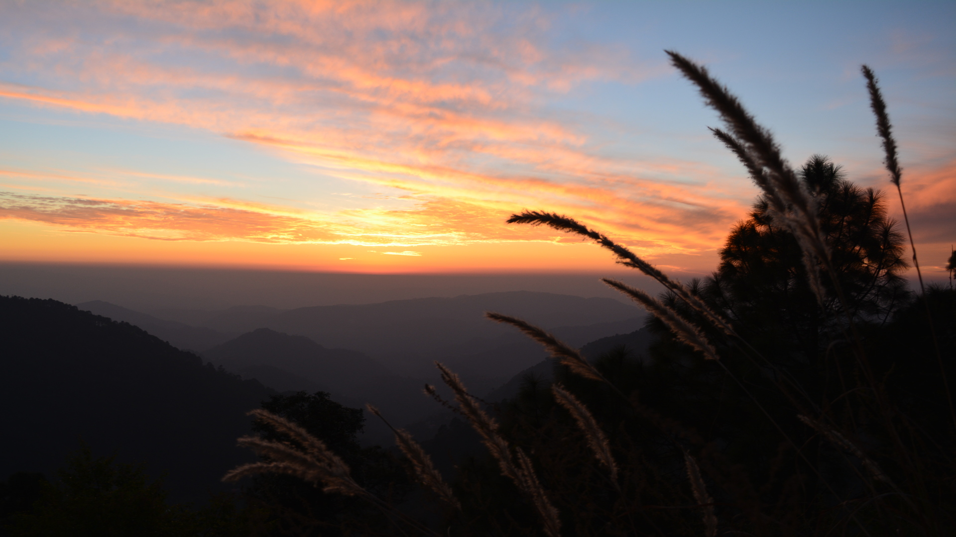 Never miss a sunset in Shimla