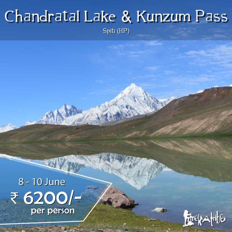 Chandratal Lake & Kunzum Pass Trek