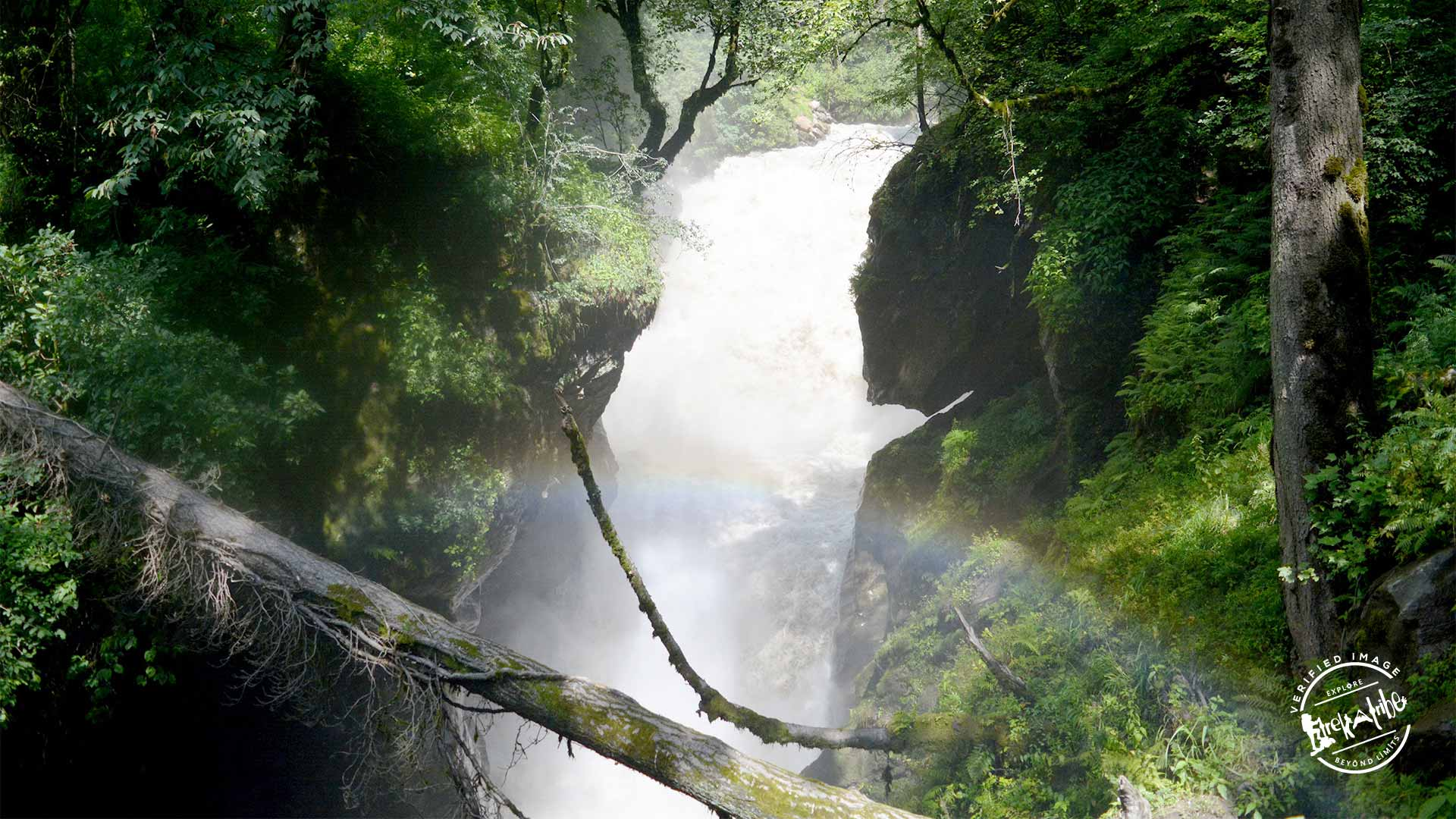 Kheerganga Trek - Waterfall