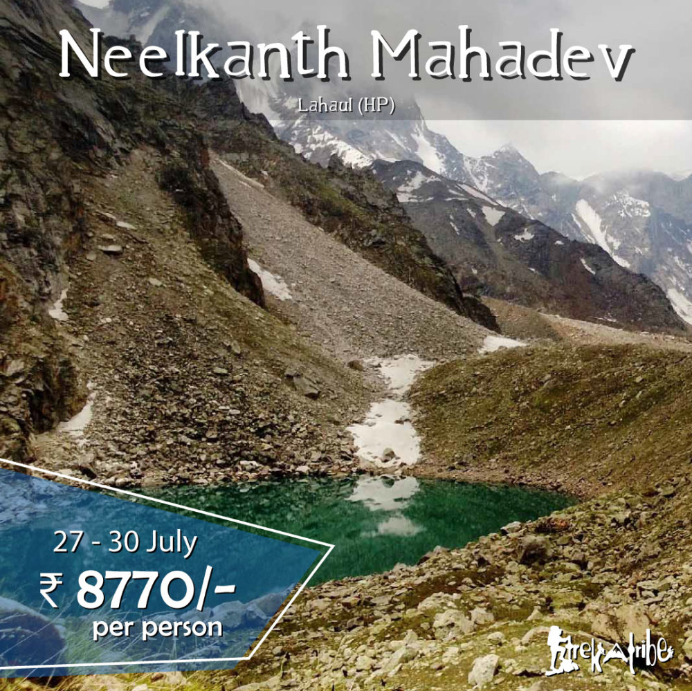 Neelkanth Mahadev Lake Trek