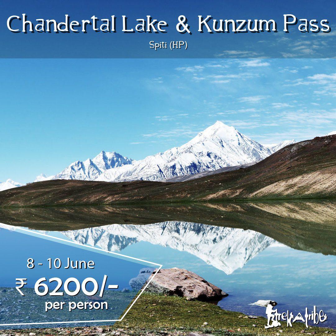 Chandratal Lake & Kunzum Pass Spiti