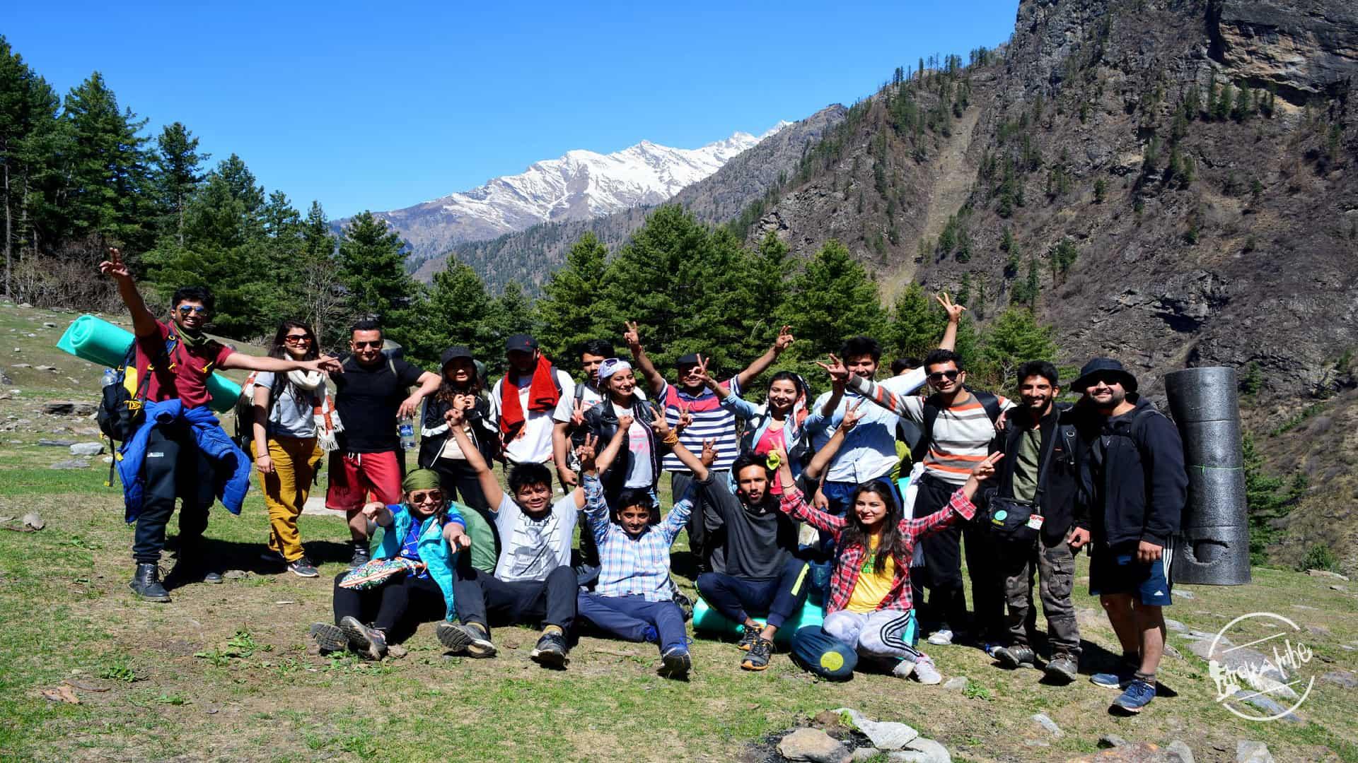 Kheerganga Group Trekking