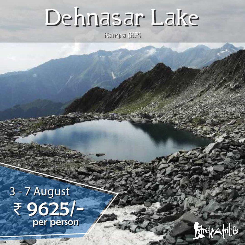 Dehnasar Lake trek