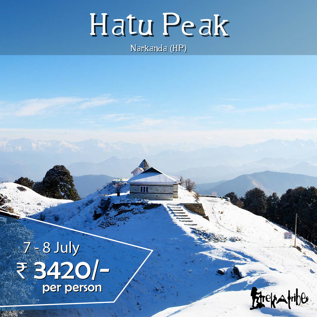 Hatu Peak Trek