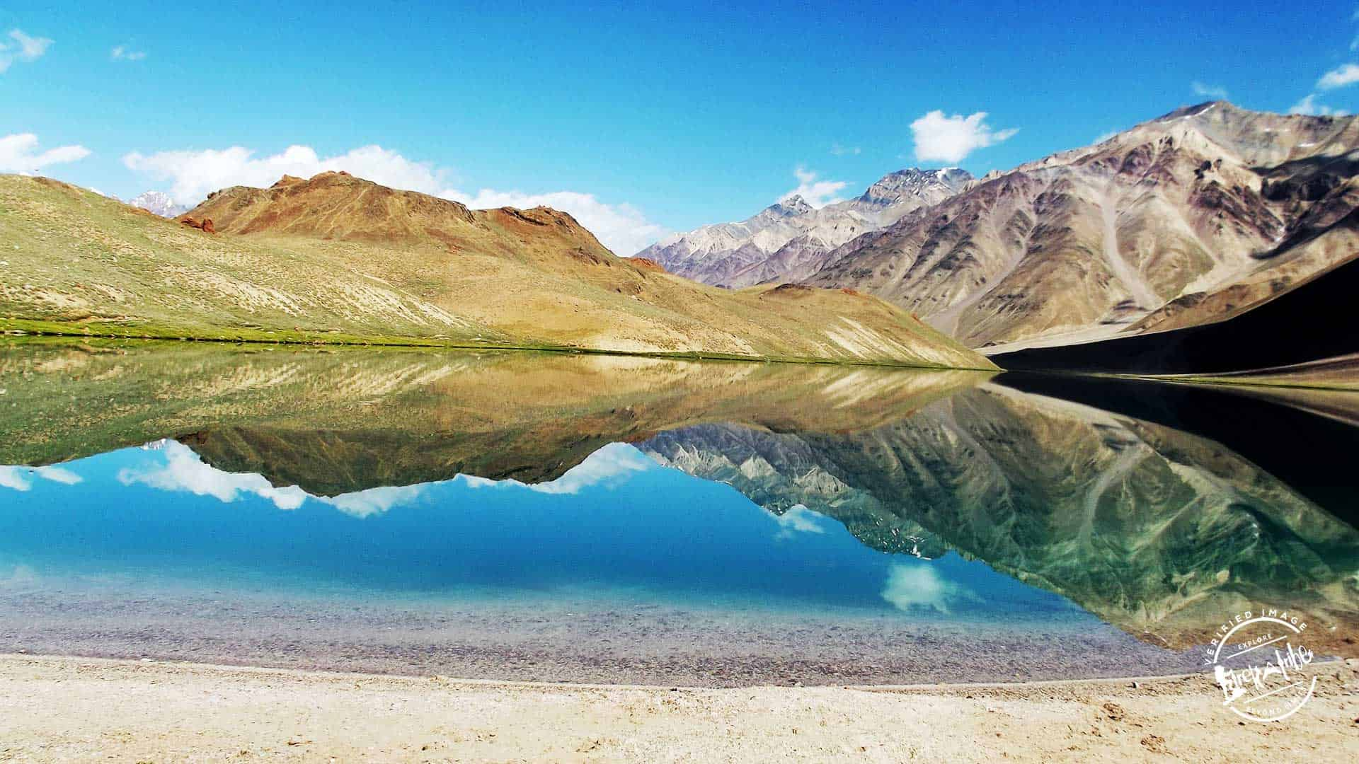 Magical Chandratal Lake trek
