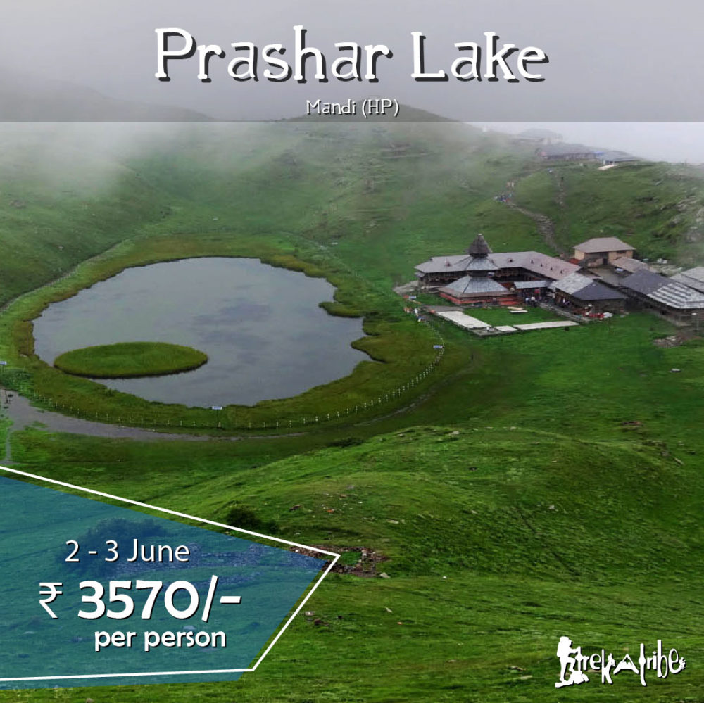 Prashar Lake Trek Mandi