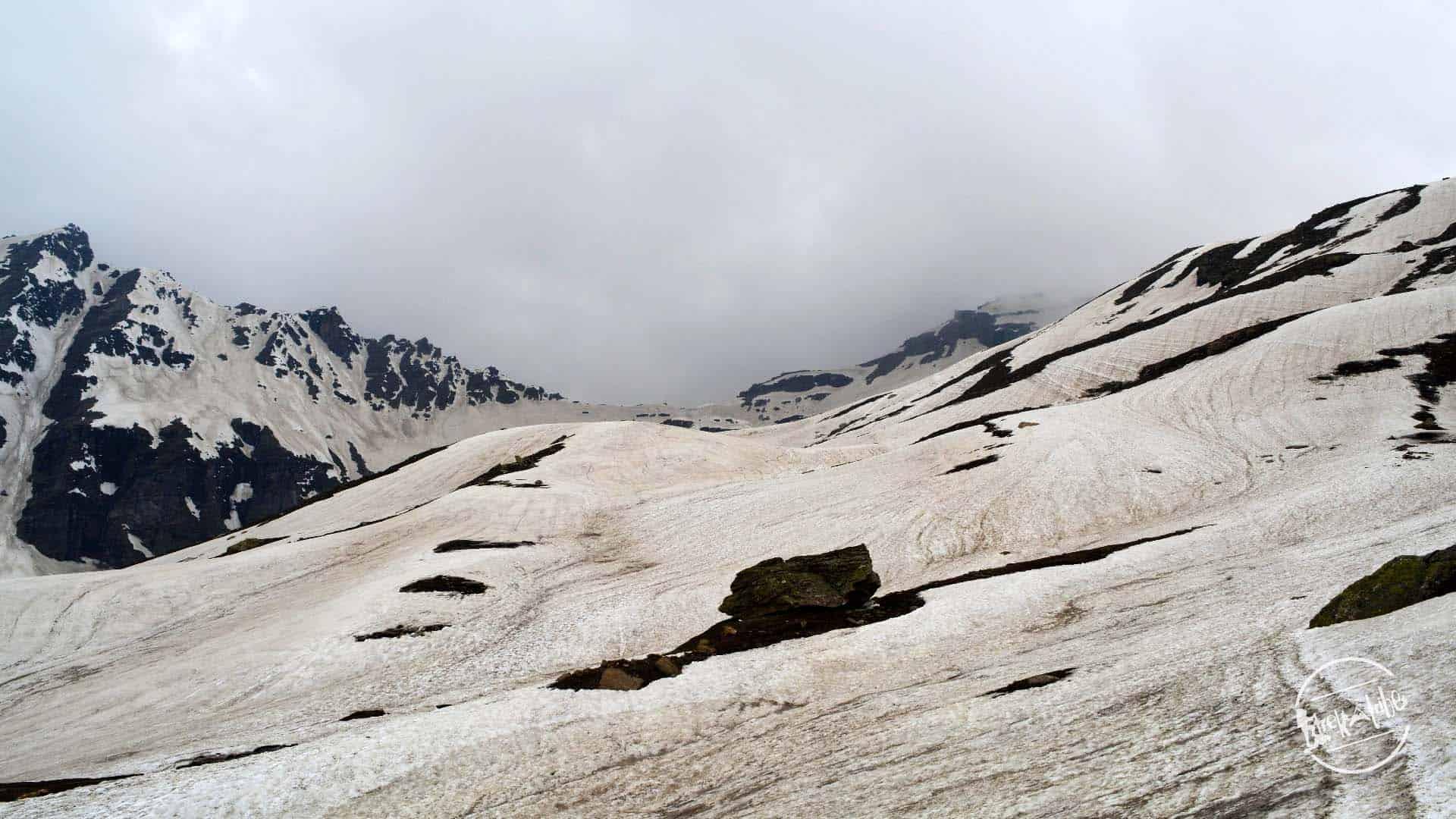 Rupin Pass Trekking via Sangla Kanda