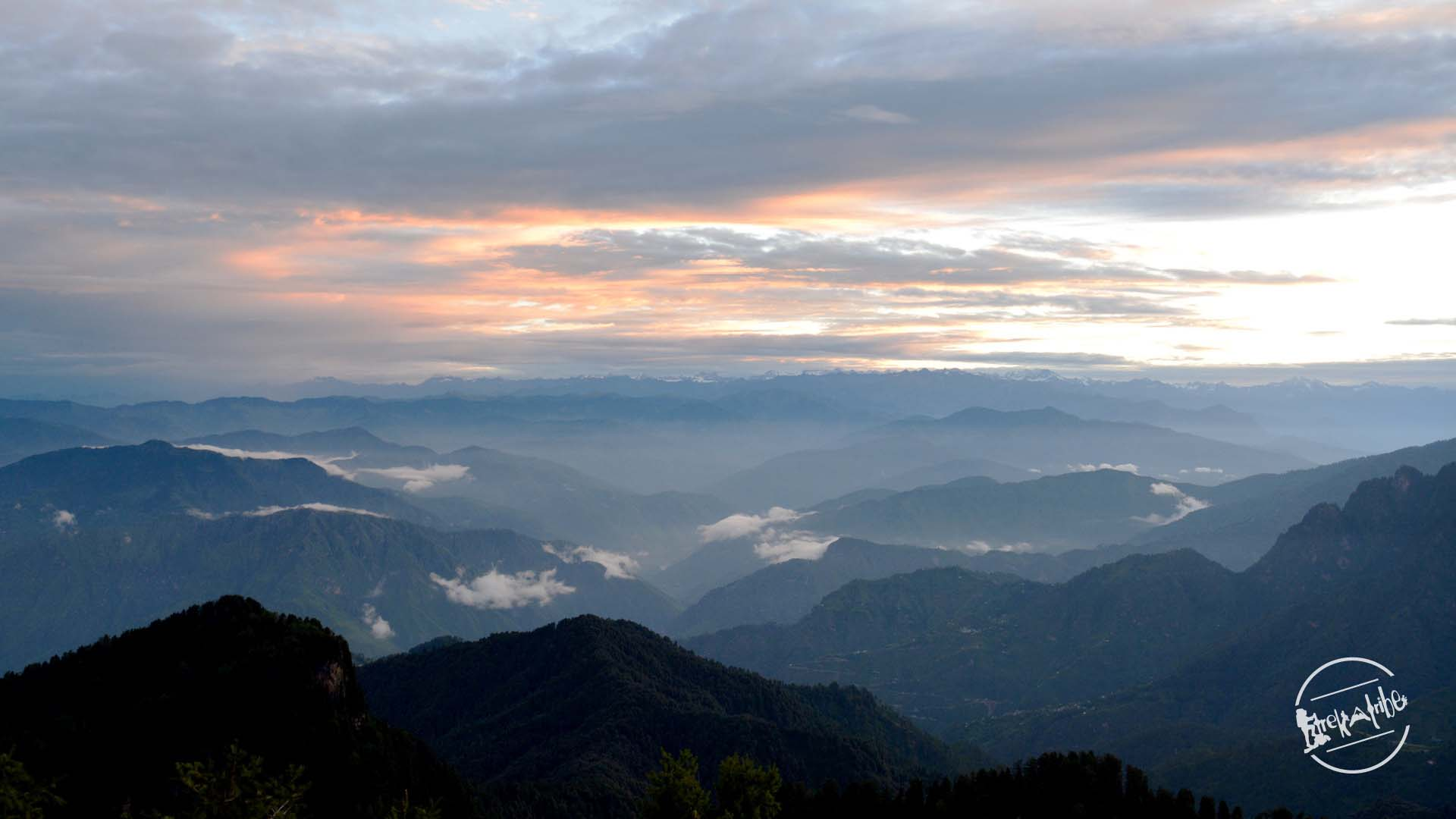 Shali Tibba Trekking -Blisfull Sunset