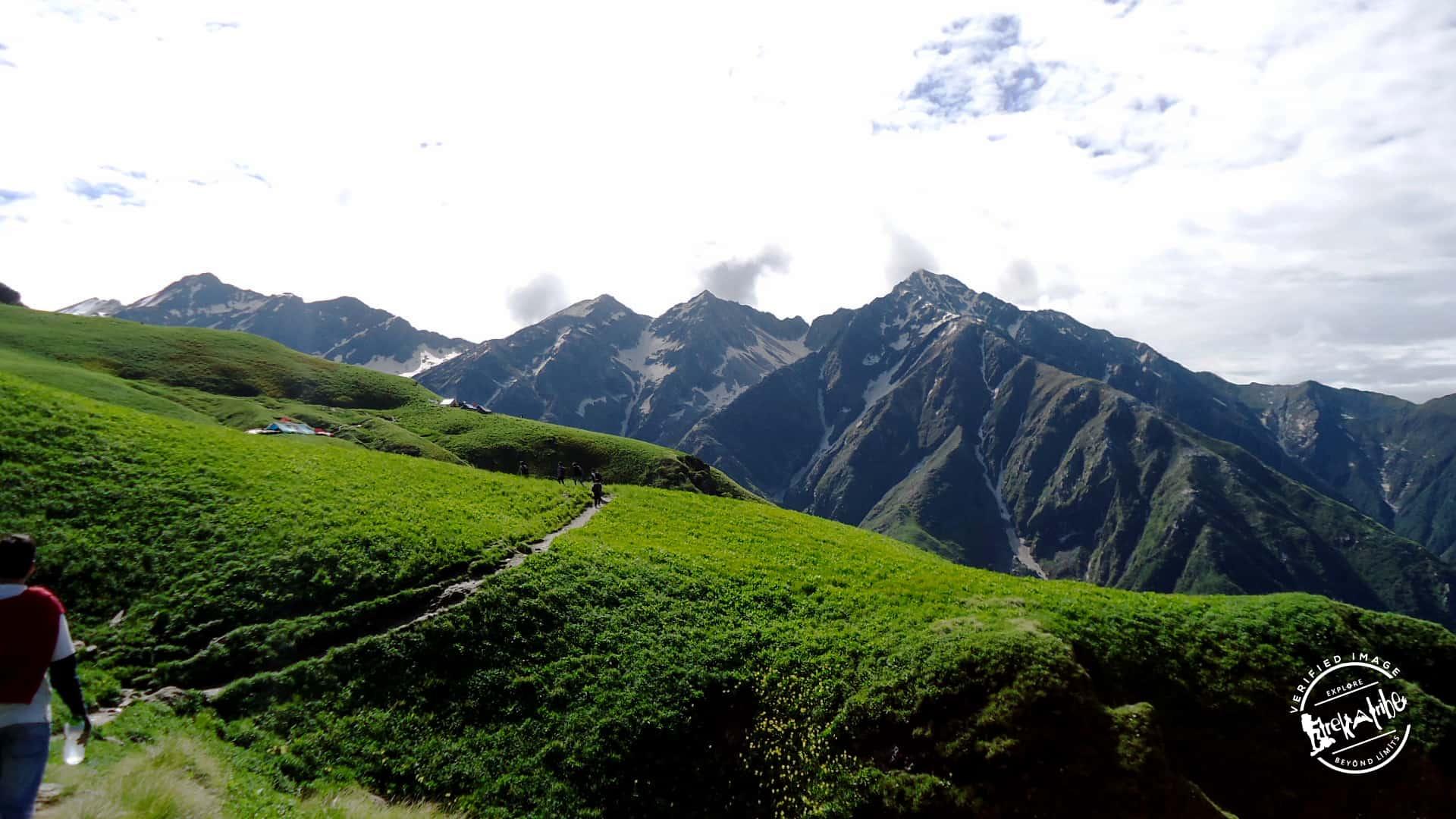 Shrikhand Mahadev Trek - Kullu, Himachal Pradesh